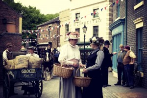 Blists Hill Victorian Town where life over 100 years ago is recreated