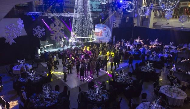 'PIER PRESSURE' SUCCESS FOR XMAS PARTY VENUE
