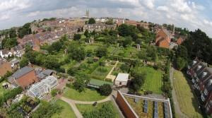 Plan your visit to Hill Close Gardens
