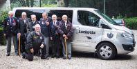 Fareham coach operator helps WWII veterans