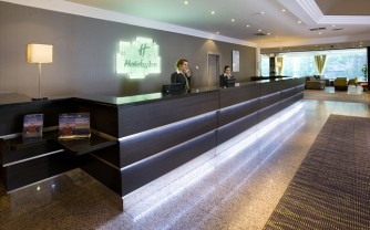 Holiday Inn Wembley Reception