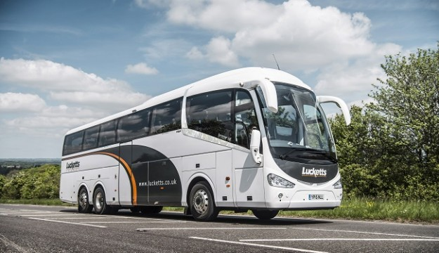 Lucketts Group acquires Solent Coaches as part of strategic expansion plans