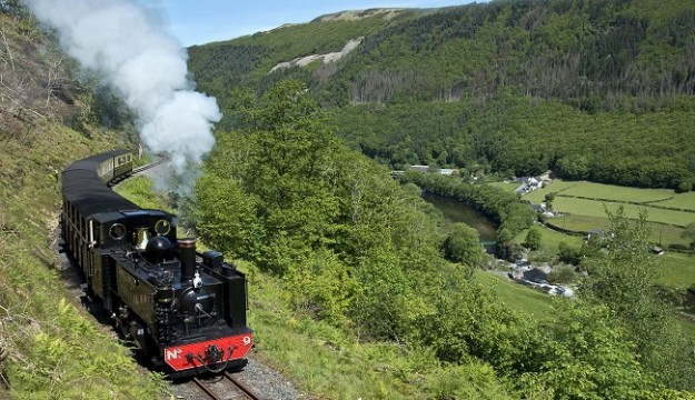 VALE OF RHEIDOL AWARDED CPT COACH FRIENDLY STATUS