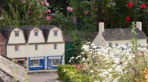 NGS listing for Wimborne Model Town Gardens