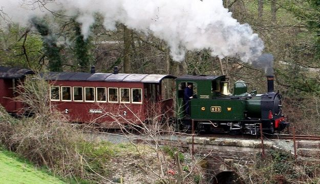 The Welshpool & Llanfair Light Railway announce a new February Winter Special train timetable for selected days in February