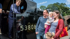WEST SOMERSET RAILWAY INCREASE PASSENGER NUMBERS FOR 2017