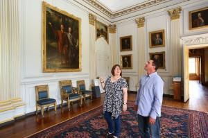 Beningbrough Hall Internal shot