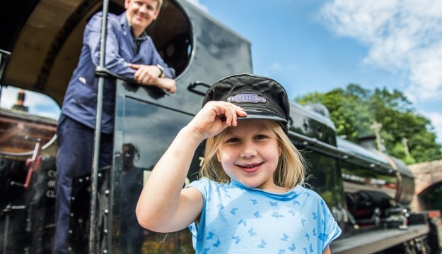 Explore Exmoor this February Half Term with a little help from the West Somerset Railway!