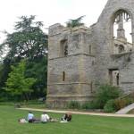 Southwell Minster Garden