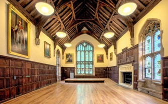 Southwell Minster State Chamber