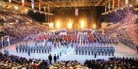 Experience the pomp and pageantry of the Birmingham International Tattoo