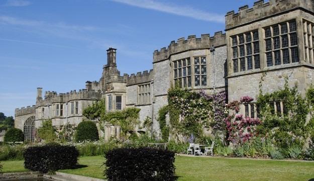 Haddon Hall, one of England's most elegant and timeless stately homes