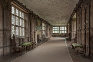 Haddon Hall Interior