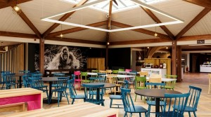 NEW £1.5m RESTAURANT OPENS AT LONGLEAT