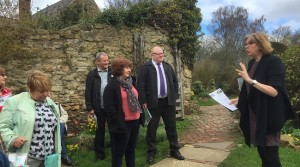 Crook Hall and Gardens: Tour Planners Sample its Spring Delights
