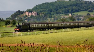 The West Somerset Railway & Yarn Market Hotel