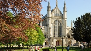 Winchester Cathedral Christmas Market short-listed for Best Christmas Market in Europe 2020!