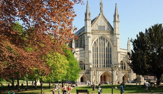 EXCITING PLANS AT WINCHESTER CATHEDRAL IN 2018