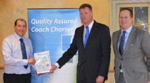 Marshalls join the Guild of British Coach Operators