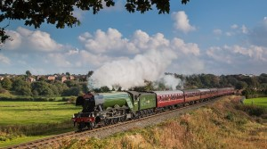 East Lancashire Railway welcome the long anticipated return of the legendary Flying Scotsman!