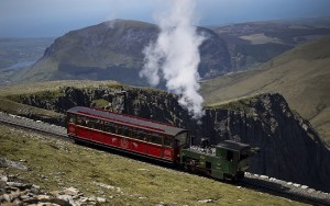 Snowdon Mountain Railway steam 1
