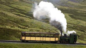 SNOWDON MOUNTAIN RAILWAY LOOKS FORWARD TO HISTORIC SEASON AS TRAINS RETURN TO WALES' HIGHEST PEAK