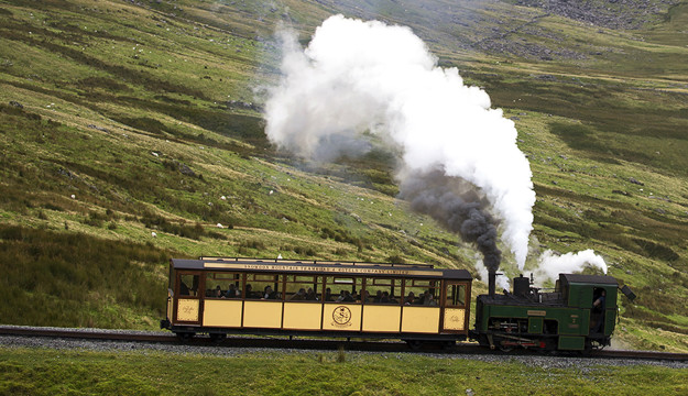 SNOWDON MOUNTAIN RAILWAY LOOKS FORWARD TO HISTORIC SEASON AS TRAINS RETURN TO WALES' HIGHEST PEAK