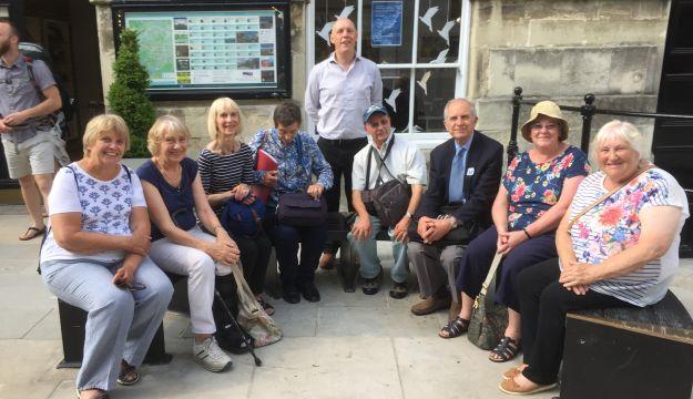 Spotlight on Salisbury' Shines for Tour Operators. City Tourism Businesses Combine to Greet VIP Visitors