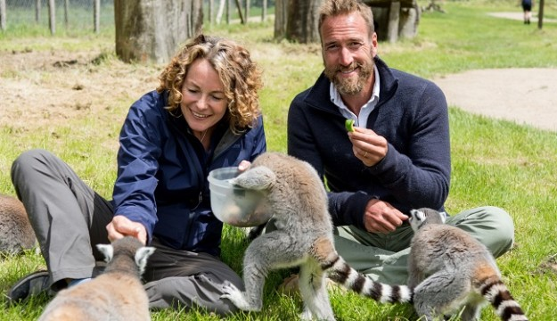 Animal Park Roars Back to The BBC This Summer