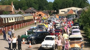 Classic Car Run a Great success