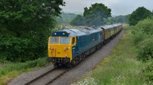 Successful Diesel Gala for the West Somerset Railway