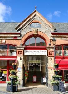 Bideford Pannier Market front