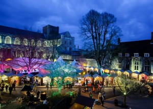 Christmas Market and Ice Rink (2)