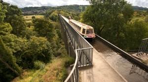 Christmas Boat Trips across Pontcysyllte Aqueduct
