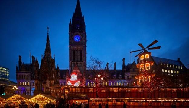 Manchester Christmas Markets 2018