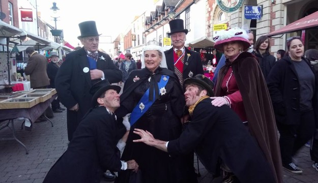 Start your Christmas celebrations early at the Victorian Christmas Fayre