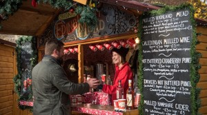 Top Ten tipped Christmas Market returns to Winchester Cathedral