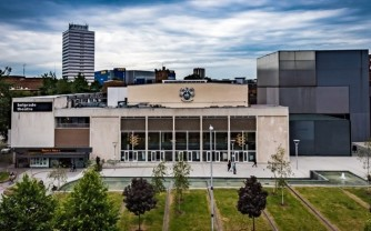 Belgrade Theatre External