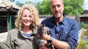 Longleat Stars in BBC Animal Park Summer Specials