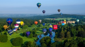 Longleat to host UK's largest ever Hot Air Balloon gathering