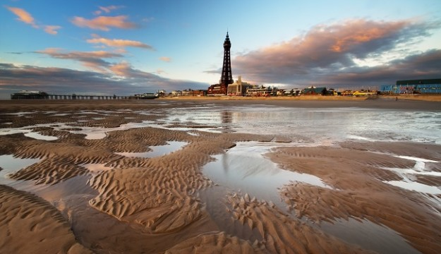 Blackpool Has It All for Group Travel
