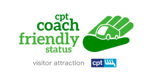 ROSSLYN CHAPEL IS AWARDED COACH-FRIENDLY VISITOR ATTRACTION STATUS