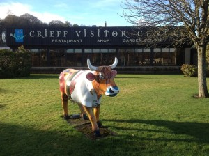 Crieff Visitor CTN Outside