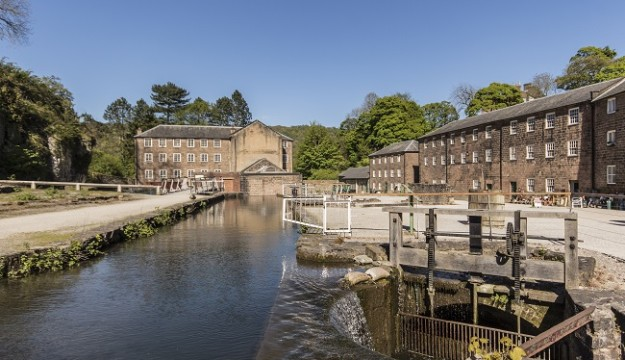 Cromford Mills provides an exciting introduction to the Derwent Valley Mills World Heritage Site