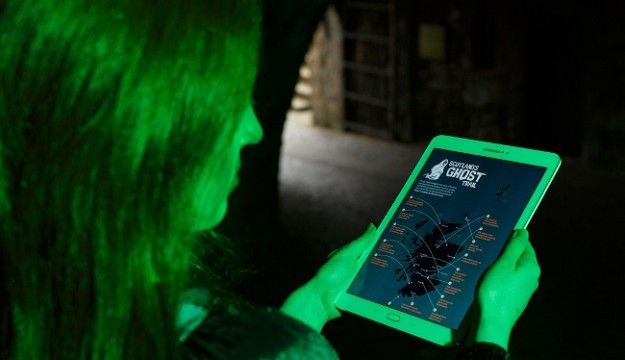 GET FRIGHT-SEEING!  VisitScotland launches Scotland's Ghost Trail