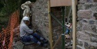 Raffle tickets help save Victorian archway at Tyntesfield