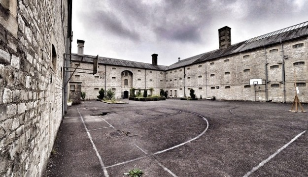 Shepton Mallett Prison Tour