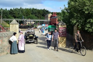 Beamish Museum, The 1900s Pit Village