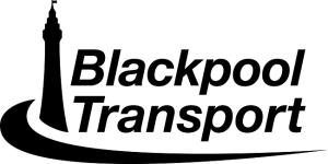 Blackpool Transport Logo Black