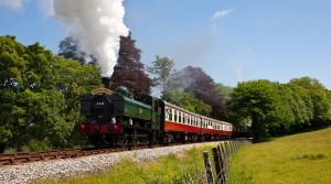Journey back in time on the Bodmin & Wenford Railway